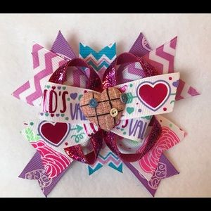 Other - Be Mine Valentine Bow
